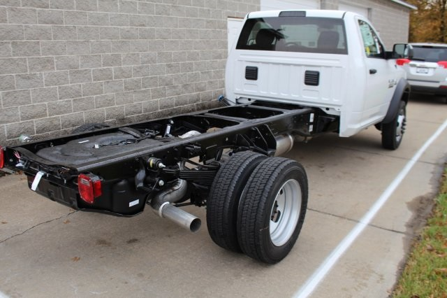 2018 Ram 4500 Regular Cab DRW Cab Chassis #DR8073 - photo 6