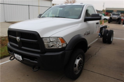 2018 Ram 4500 Regular Cab DRW Cab Chassis #DR8073 - photo 1