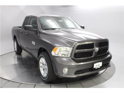 2018 Ram 1500 Quad Cab 4x4, Pickup #DR8085 - photo 2