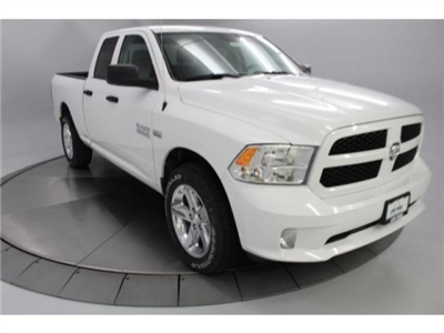 2018 Ram 1500 Quad Cab 4x4, Pickup #DR8095 - photo 2