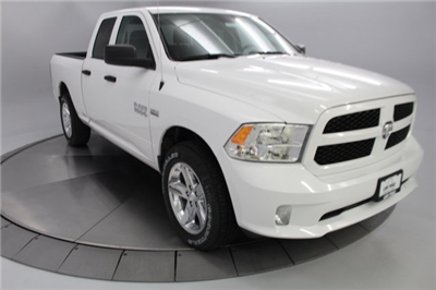 2018 Ram 1500 Quad Cab 4x4 Pickup #DR8095 - photo 1