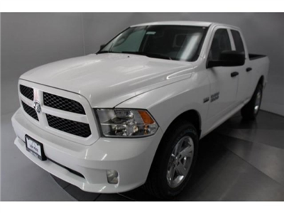 2018 Ram 1500 Quad Cab 4x4, Pickup #DR8095 - photo 1