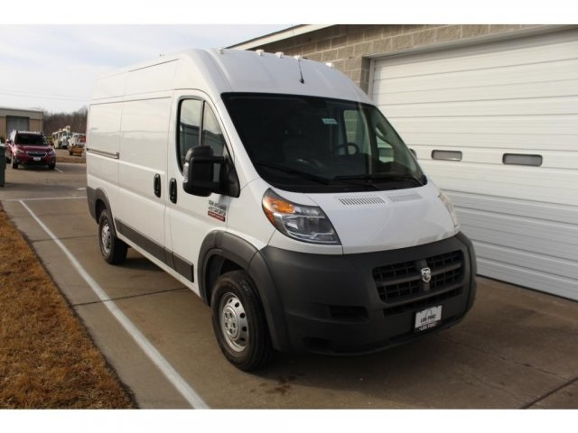 2018 ProMaster 2500, Cargo Van #DR8098 - photo 3
