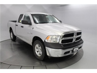 2018 Ram 1500 Quad Cab 4x4, Pickup #DR8142 - photo 2