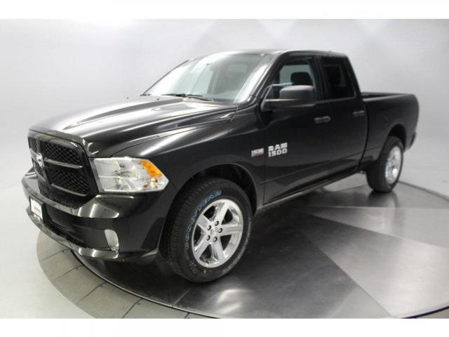 2018 Ram 1500 Quad Cab 4x4,  Pickup #DR8159 - photo 1