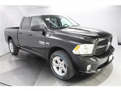 2018 Ram 1500 Quad Cab 4x4,  Pickup #DR8159 - photo 2
