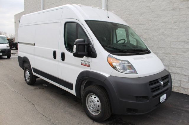 2018 ProMaster 1500 High Roof,  Empty Cargo Van #DR8185 - photo 1