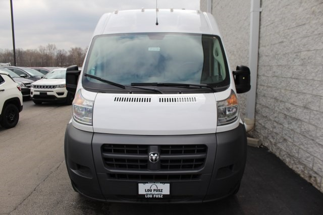 2018 ProMaster 1500 High Roof 4x2,  Empty Cargo Van #DR8186 - photo 3