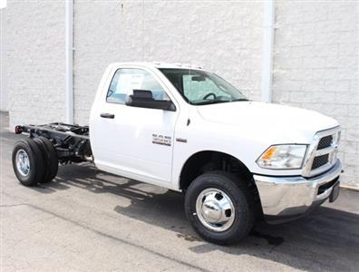 2018 Ram 3500 Regular Cab DRW 4x2,  Cab Chassis #DR8264 - photo 3