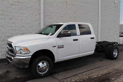 2018 Ram 3500 Crew Cab DRW 4x2,  Cab Chassis #DR8284 - photo 1