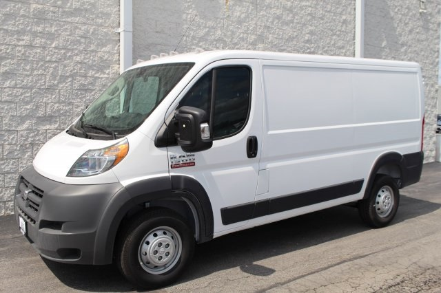 2018 ProMaster 1500 Standard Roof FWD,  Empty Cargo Van #DR8290 - photo 1