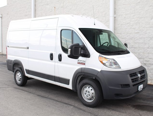 2018 ProMaster 1500 High Roof FWD,  Empty Cargo Van #DR8316 - photo 3