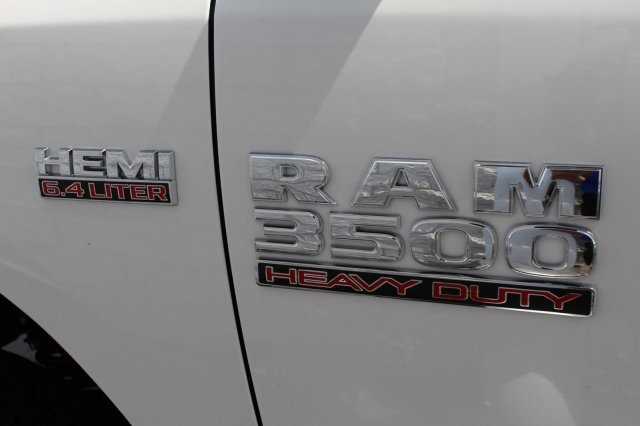 2018 Ram 3500 Regular Cab DRW 4x4,  Cab Chassis #DR8328 - photo 6
