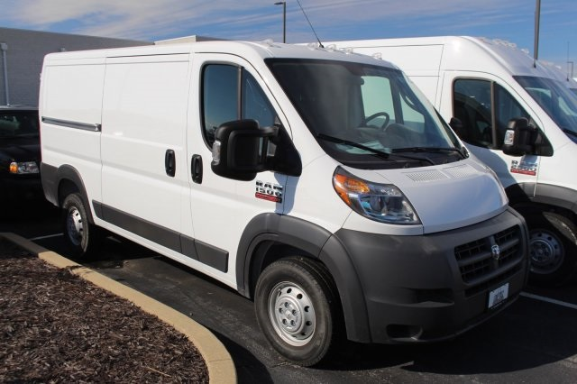 2018 ProMaster 1500 Standard Roof FWD,  Empty Cargo Van #DR8387 - photo 3