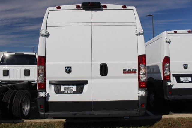 2018 ProMaster 2500 High Roof FWD,  Empty Cargo Van #DR8448 - photo 2