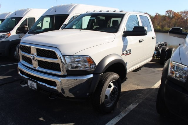 2018 Ram 4500 Crew Cab DRW 4x2,  Cab Chassis #DR8473 - photo 1