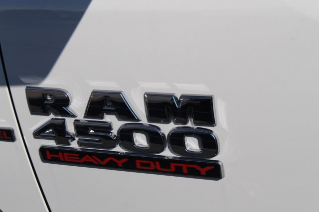 2018 Ram 4500 Regular Cab DRW 4x4,  Cab Chassis #DR8479 - photo 6