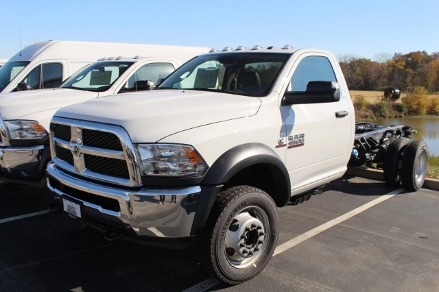2018 Ram 4500 Regular Cab DRW 4x4,  Cab Chassis #DR8480 - photo 1