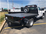 2018 Silverado 3500 Regular Cab DRW 4x2,  Knapheide Platform Body #C181560S - photo 1