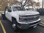 2018 Silverado 3500 Crew Cab DRW 4x4,  Platform Body #C181879S - photo 1