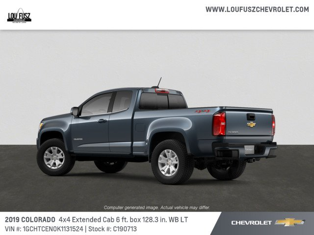 2019 Colorado Extended Cab 4x4,  Pickup #C190713 - photo 4