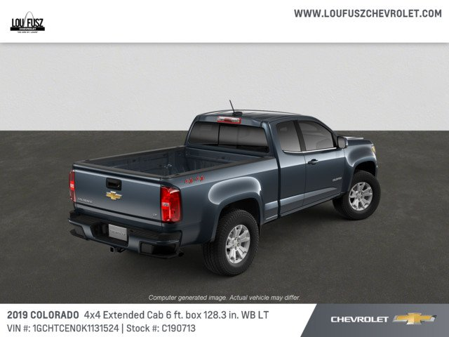 2019 Colorado Extended Cab 4x4,  Pickup #C190713 - photo 5