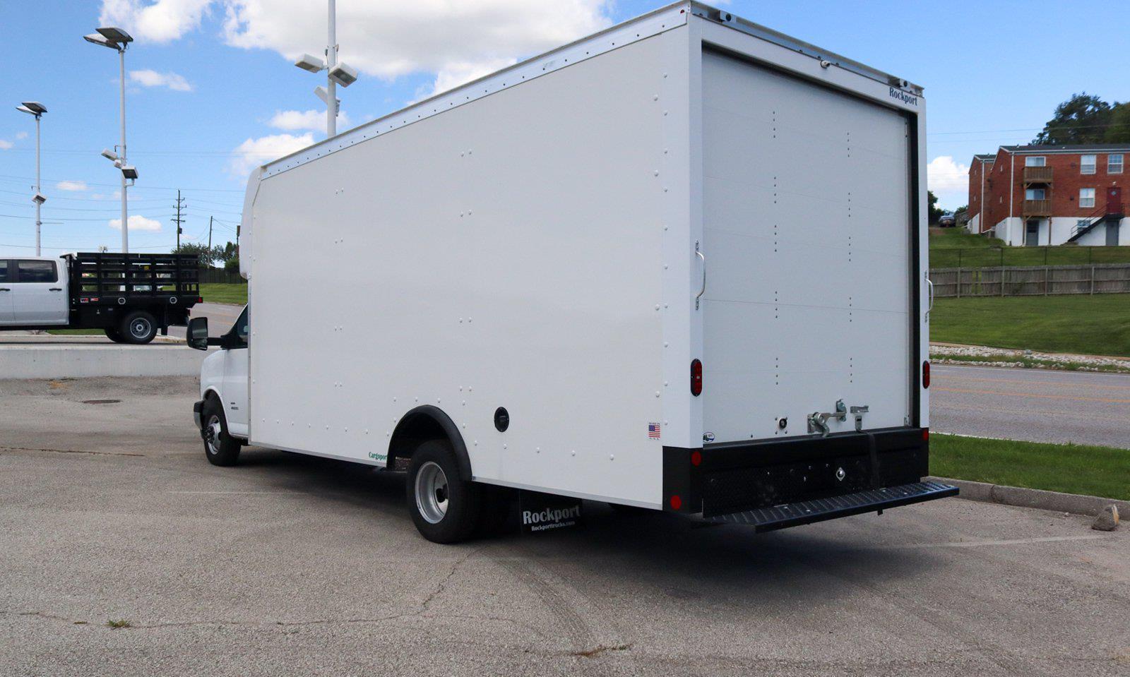 2021 Savana 4500 DRW 4x2,  Rockport Cargoport Cutaway Van #BF33025 - photo 5