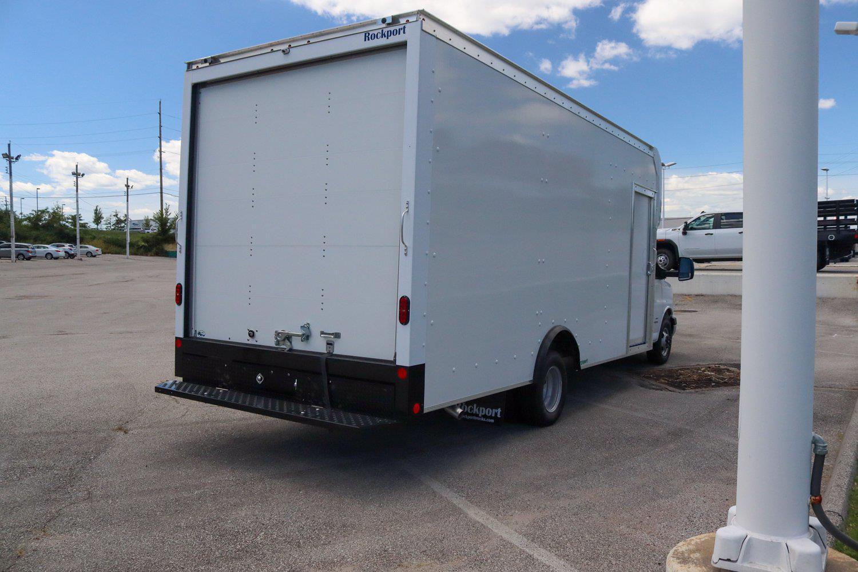 2021 Savana 4500 DRW 4x2,  Rockport Cargoport Cutaway Van #BF33025 - photo 2