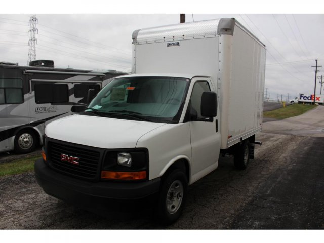 New 2017 Gmc Savana 3500 Cutaway Van For Sale In St Louis Mo