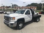 2018 Sierra 3500 Regular Cab DRW 4x2,  Knapheide Platform Body #BG80090 - photo 1