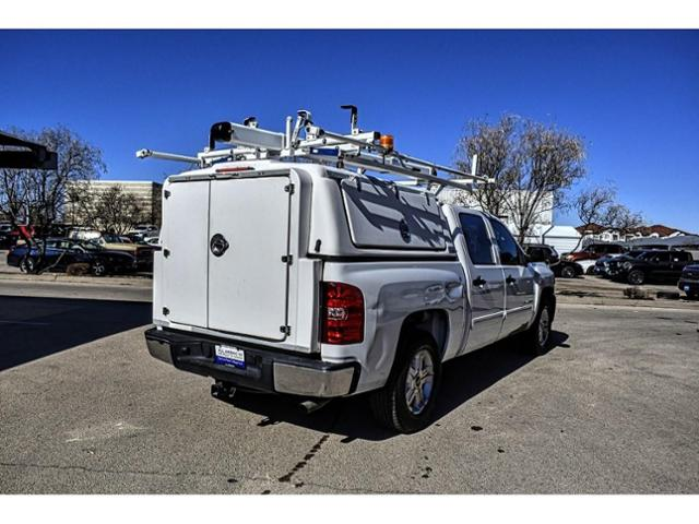 2010 Chevrolet Silverado 1500 Crew Cab 4x2, Service Body #AG223682T - photo 1