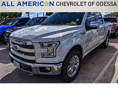 2015 F-150 SuperCrew Cab 4x4,  Pickup #FFB61619DA - photo 1