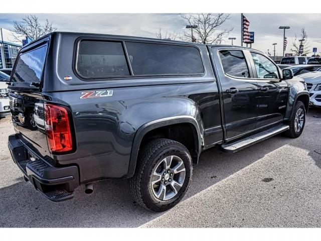 2016 Colorado Crew Cab 4x4,  Pickup #G1105077P - photo 2