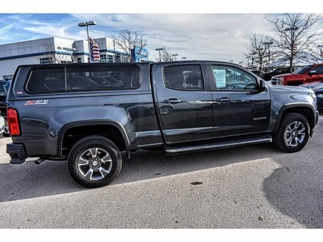 2016 Colorado Crew Cab 4x4,  Pickup #G1105077P - photo 12