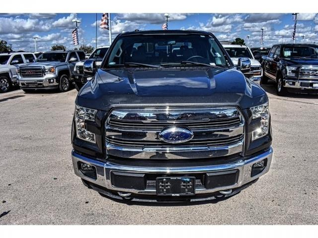 2016 F-150 SuperCrew Cab 4x4,  Pickup #GKE60898P - photo 4