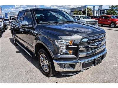 2016 F-150 SuperCrew Cab 4x4,  Pickup #GKE60898P - photo 3