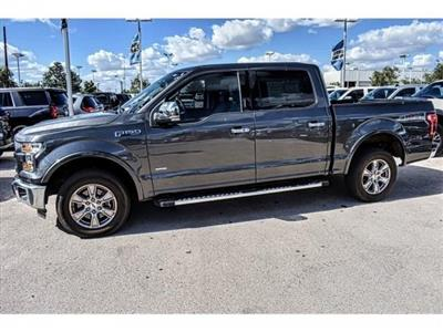 2016 F-150 SuperCrew Cab 4x4,  Pickup #GKE60898P - photo 7
