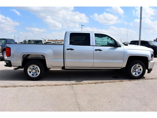 2017 Silverado 1500 Crew Cab Pickup #HF189421 - photo 3