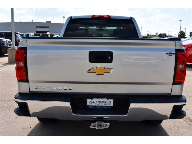 2017 Silverado 1500 Crew Cab,  Pickup #HF189421 - photo 4