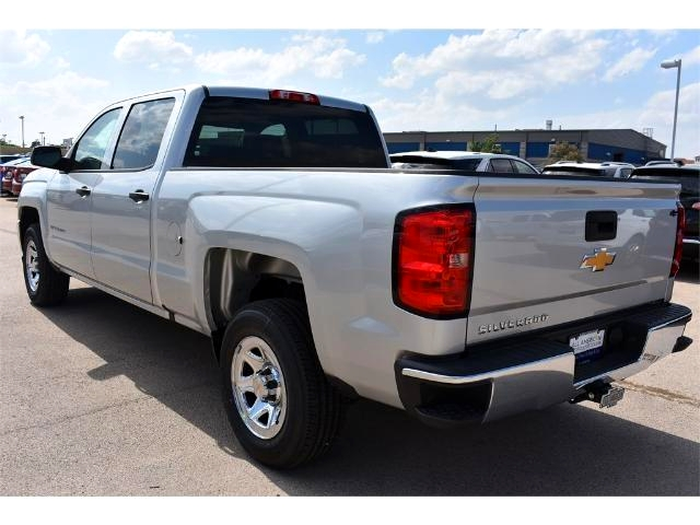 2017 Silverado 1500 Crew Cab Pickup #HF189421 - photo 5