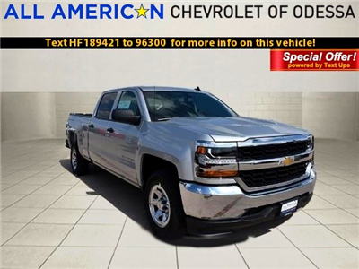 2017 Silverado 1500 Crew Cab Pickup #HF189421 - photo 1