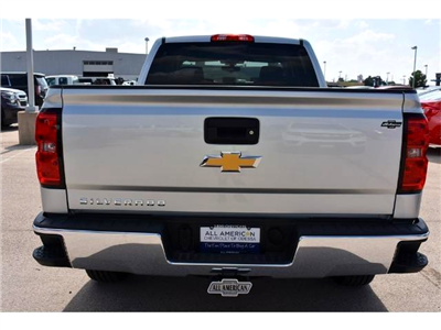 2017 Silverado 1500 Crew Cab Pickup #HF189421 - photo 4