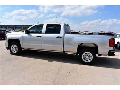 2017 Silverado 1500 Crew Cab Pickup #HF189421 - photo 6