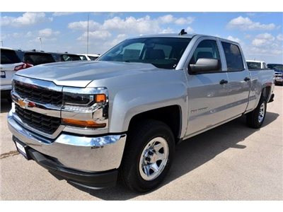 2017 Silverado 1500 Crew Cab,  Pickup #HF189421 - photo 7