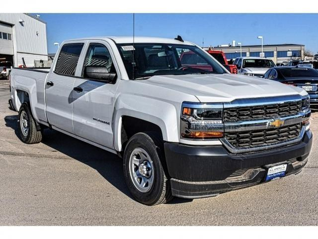 2017 Silverado 1500 Crew Cab 4x2,  Pickup #HF242797 - photo 3