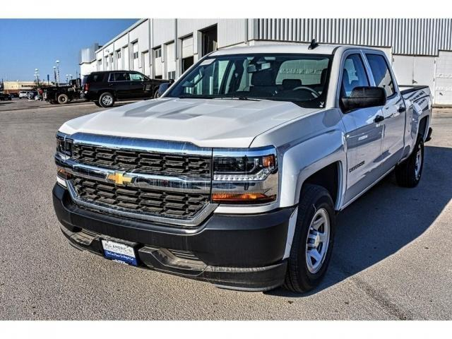 2017 Silverado 1500 Crew Cab 4x2,  Pickup #HF242797 - photo 5