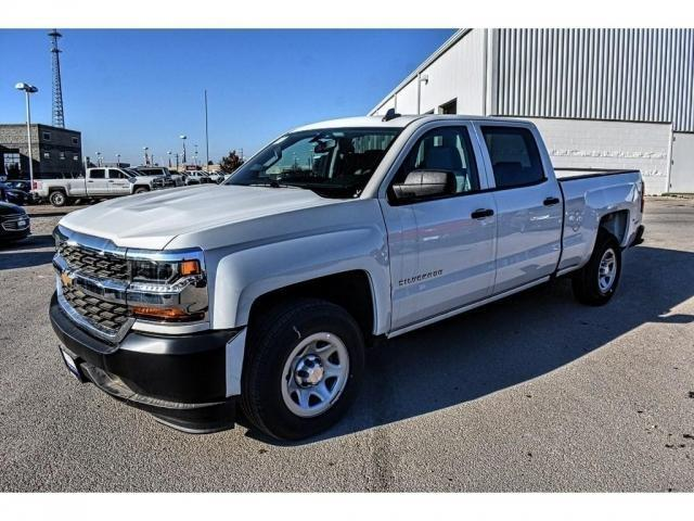 2017 Silverado 1500 Crew Cab 4x2,  Pickup #HF242797 - photo 6