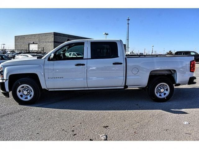 2017 Silverado 1500 Crew Cab 4x2,  Pickup #HF242797 - photo 7