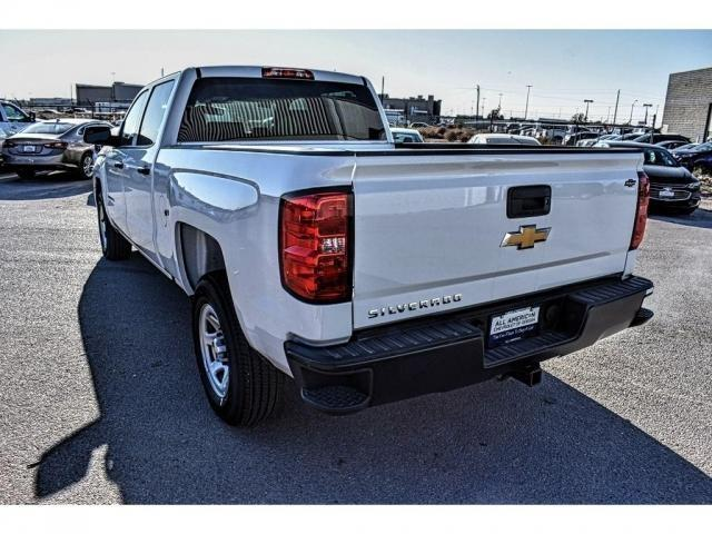 2017 Silverado 1500 Crew Cab 4x2,  Pickup #HF242797 - photo 9