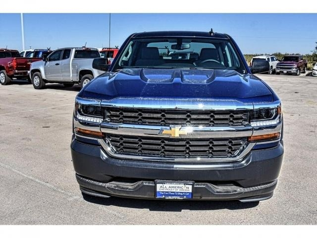 2017 Silverado 1500 Crew Cab Pickup #HF244356 - photo 4